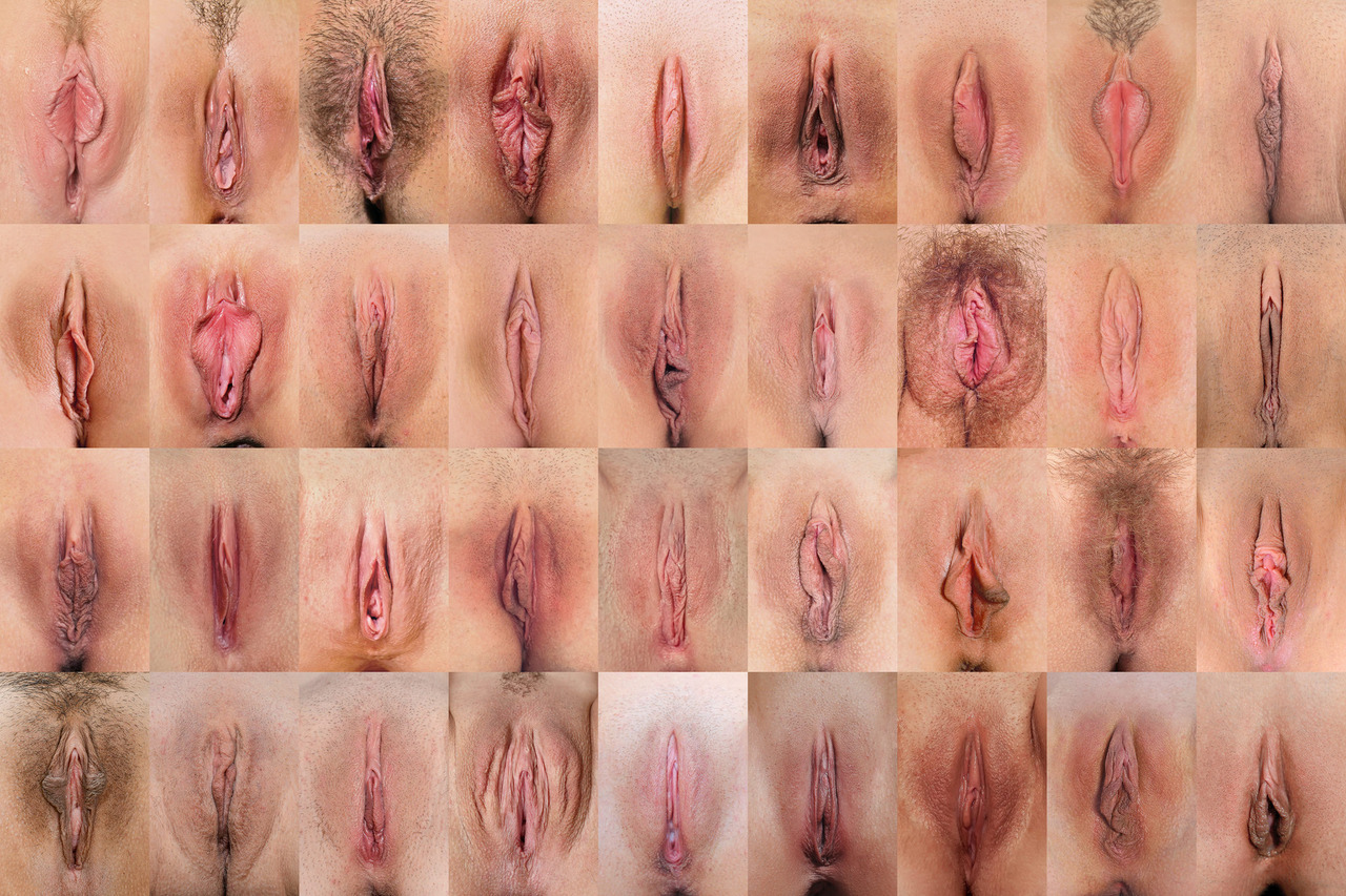 There are nine types of vaginas a woman can have